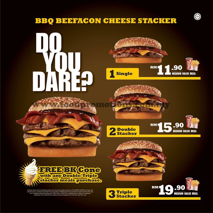 burger king in malaysia Get here free burger king coupons for may 2018 ✓ find the best deals and promotions from your favorite restaurants ✓ start saving now.