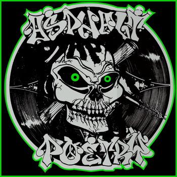 Asphalt Poetry – Harmagedion EP (Vinyl) (1993) (VBR)