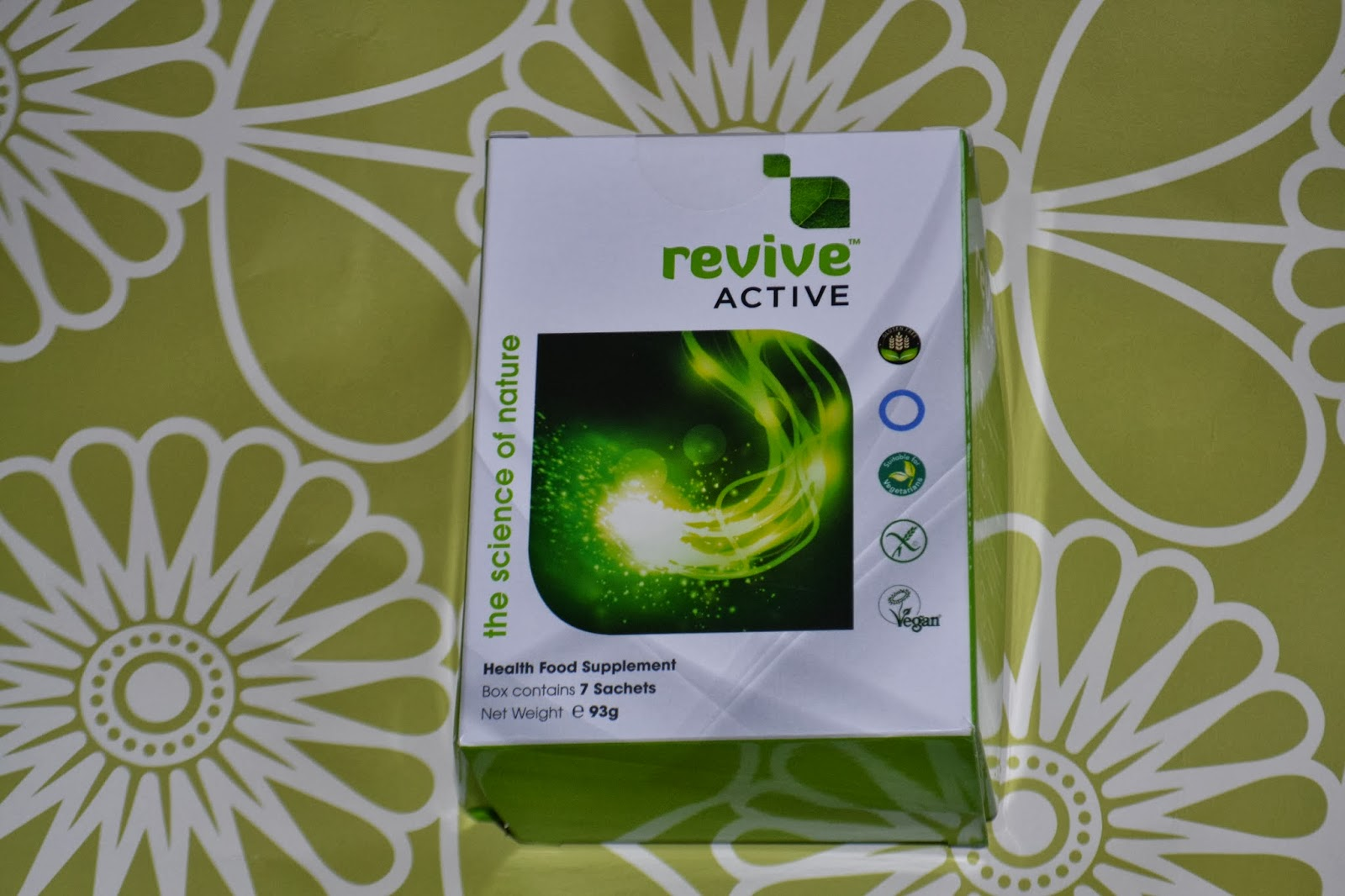 Revive Active review