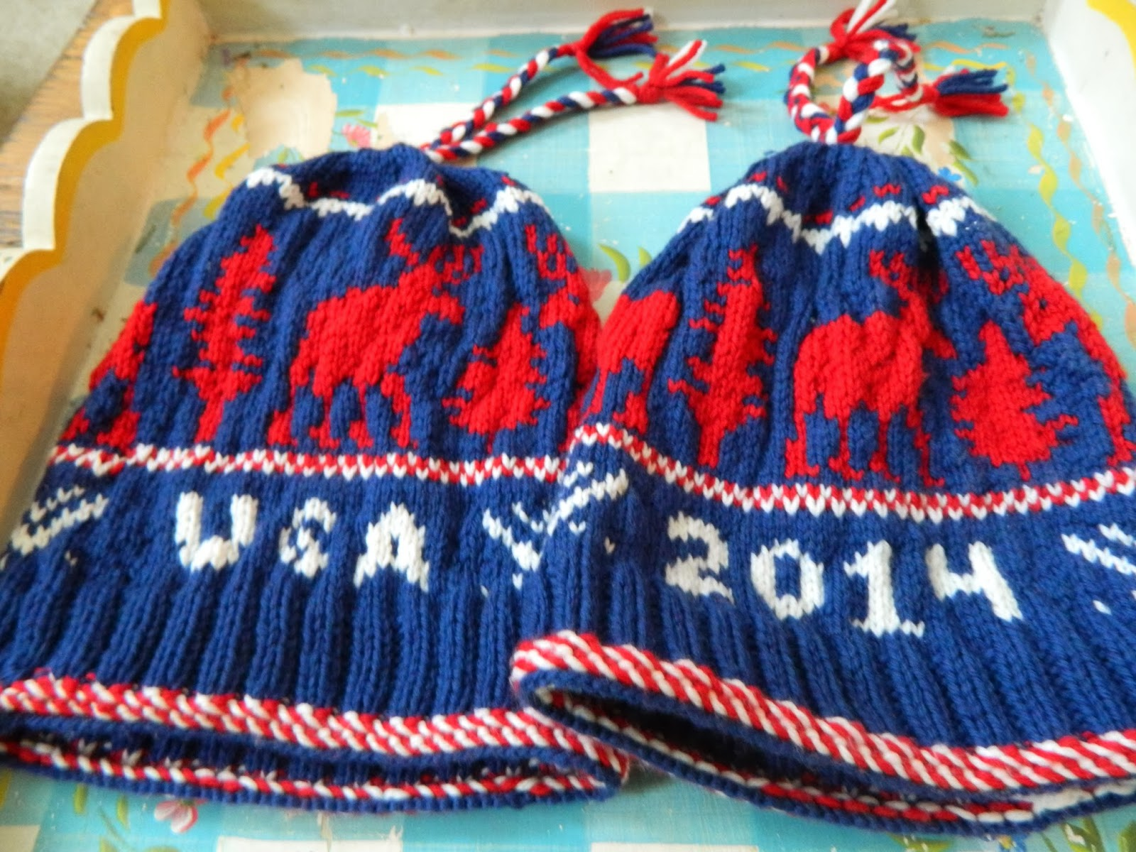 Knitting Olympics Ravelry : The vintage umbrella olympic knitting
