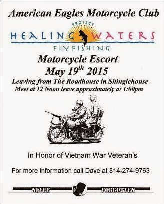 5-19 American Eagles MC Healing Waters