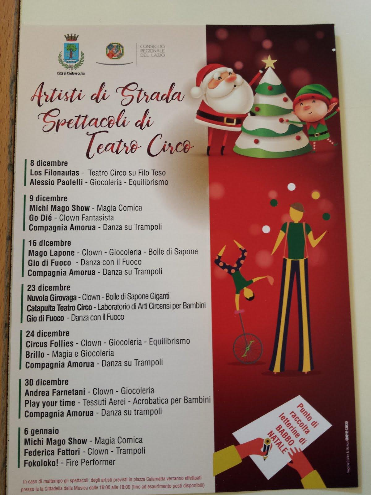 Natale a Civitavecchia