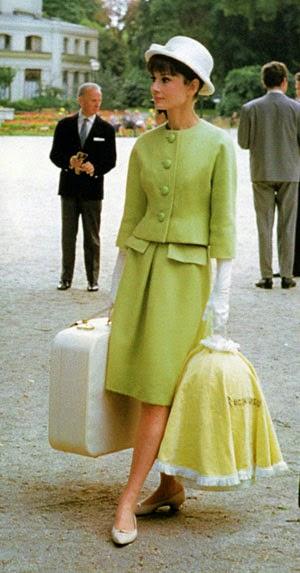 Style Icon Audrey Hepburn Diarychic