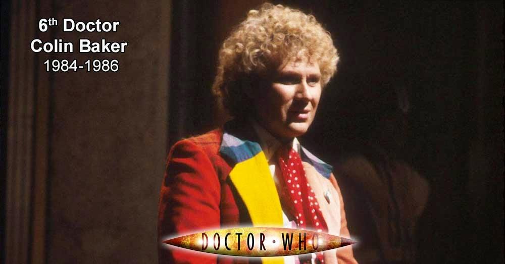 Colin Baker, el Sexto Doctor