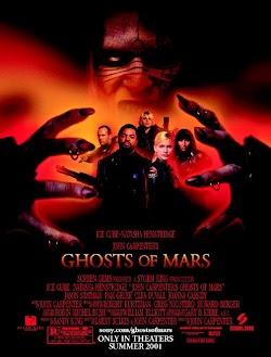 Những Bóng Ma Trên Sao Hỏa - Ghosts Of Mars (2001) Poster