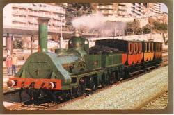 Tren  del  Centenario Año  1848