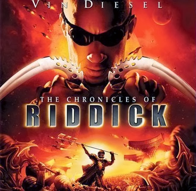 Film The Chronicles of Riddick (2004)