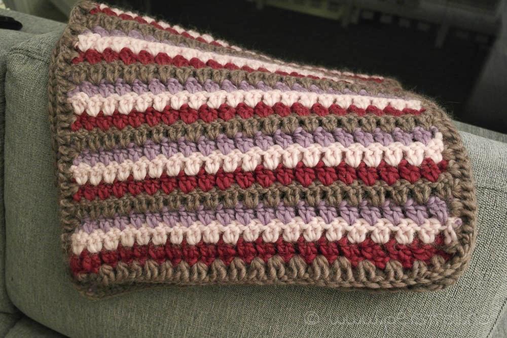 strikk enkel og rask genser