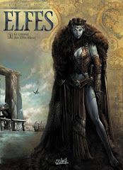 Elfes, Le crystal des elfes bleus. T1