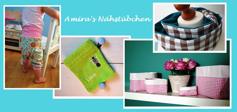 Amira's Nähstübchen