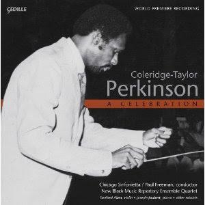 Coleridge-Taylor Perkinson salary