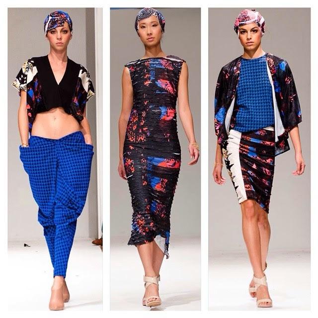 Lisu Vega presentó colección primavera-verano 'The Beast' durante 'New York Fashion Week'