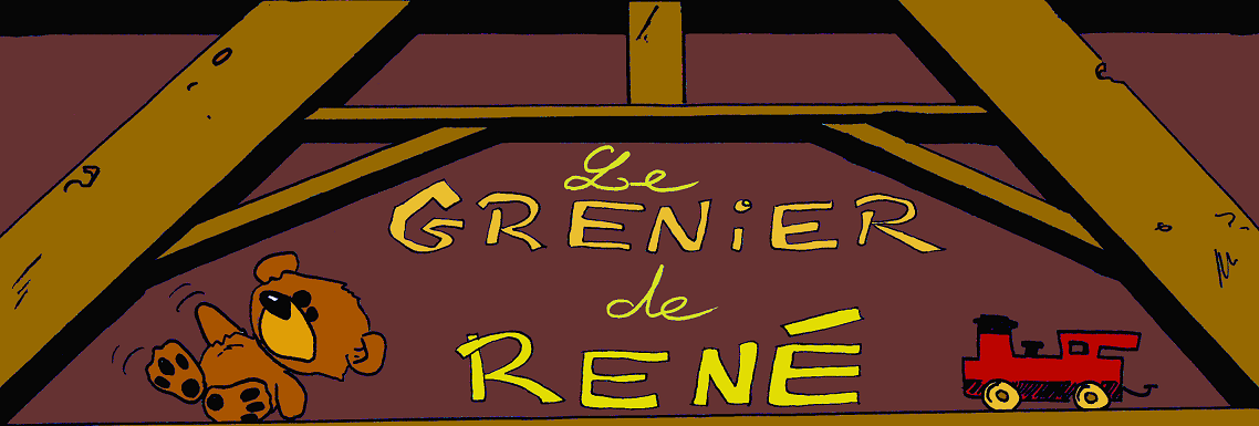 Le grenier de Ren