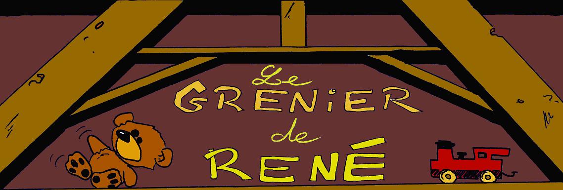 Le grenier de René