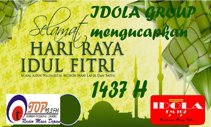 SPONSORSHIP RADIO IDOLA FM