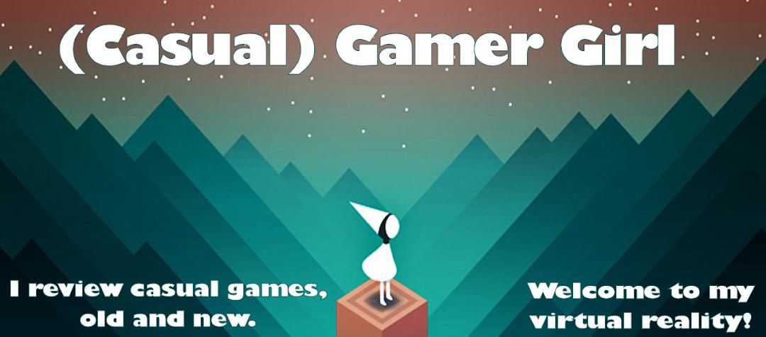 (Casual) Gamer Girl