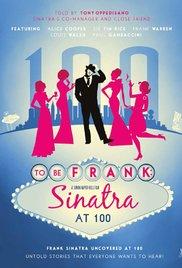 Watch Sinatra Being Frank Online Free 2015 Putlocker