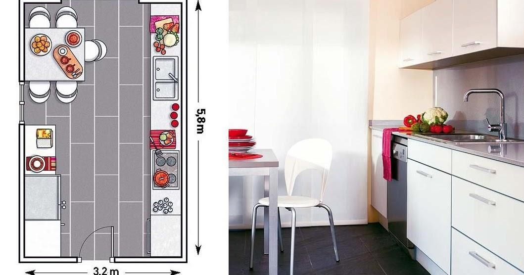 Axioma arquitectura interior qu distribuci n necesita mi cocina - Cocinas en linea ...