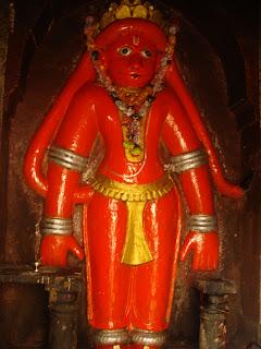 bahe borgaon maruti - 11 Maruti temples akara hanuman darshan