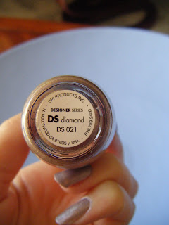 OPI DS Diamond Label