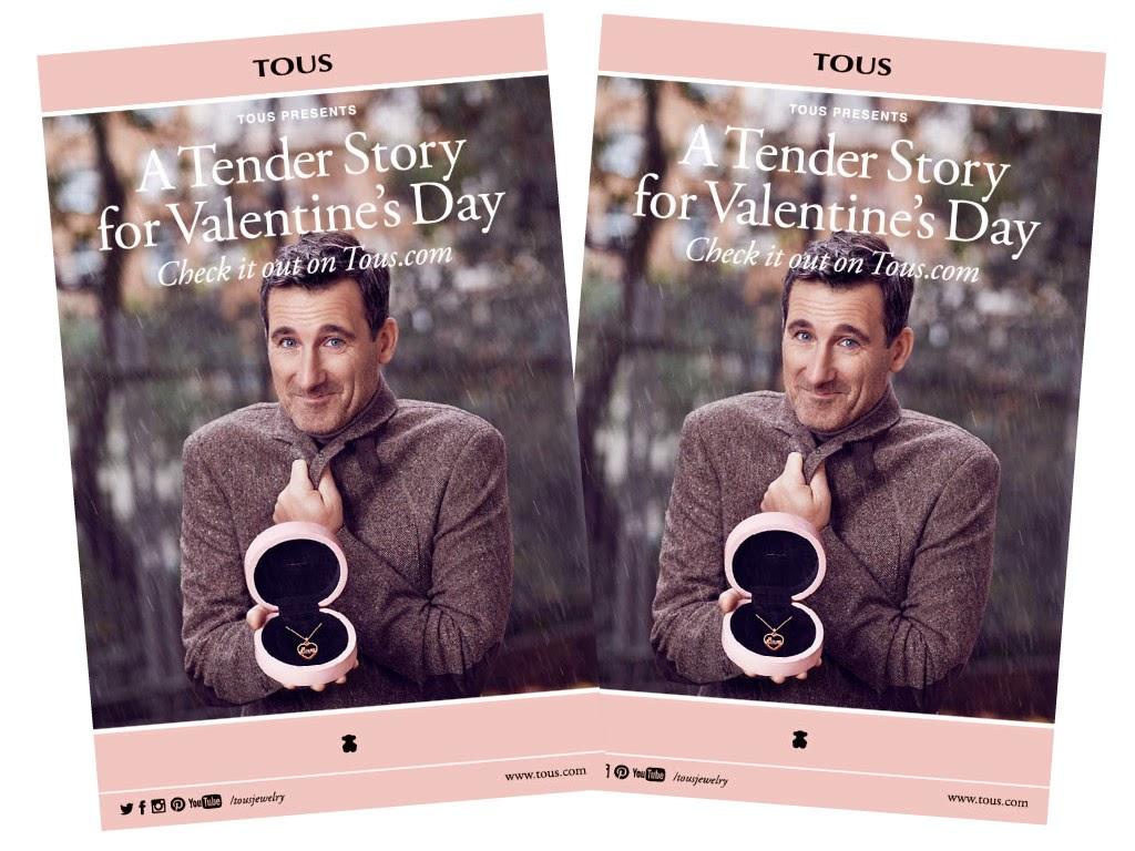 """TOUS continua com a sua campanha """"Tender Stories"""" e lança """"Uma Tender Story para o Dia dos Namorados"""". Desvenda para o dia de São Valentim a continuação da história de amor entre Miss Hobday e Mr. Chitty. Dicas de Moda e Imagem no Blog de Moda Style Statement. Blog de moda portugal, blogues de moda portugueses. Fashion blog."""
