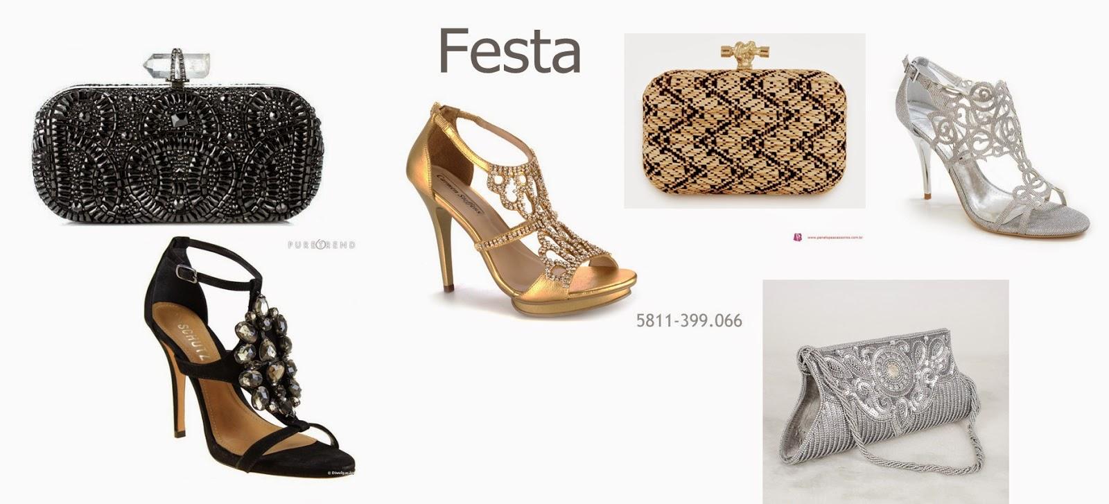 Bolsa De Festa Tem Que Combinar Com Sapato : Manias da patty sapatos e bolsas de festa