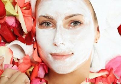 chăm sóc da mặt tại nhà với mặt nạ