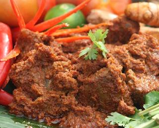 Makanan Khas Indonesia Yang Go International - rendang