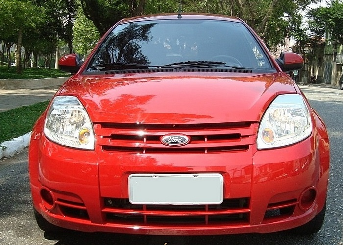 Ford Ka 2009 1.6 flex usado à venda