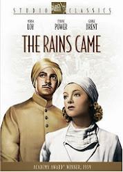 Vinieron las lluvias (1939) Descargar y ver Online Gratis