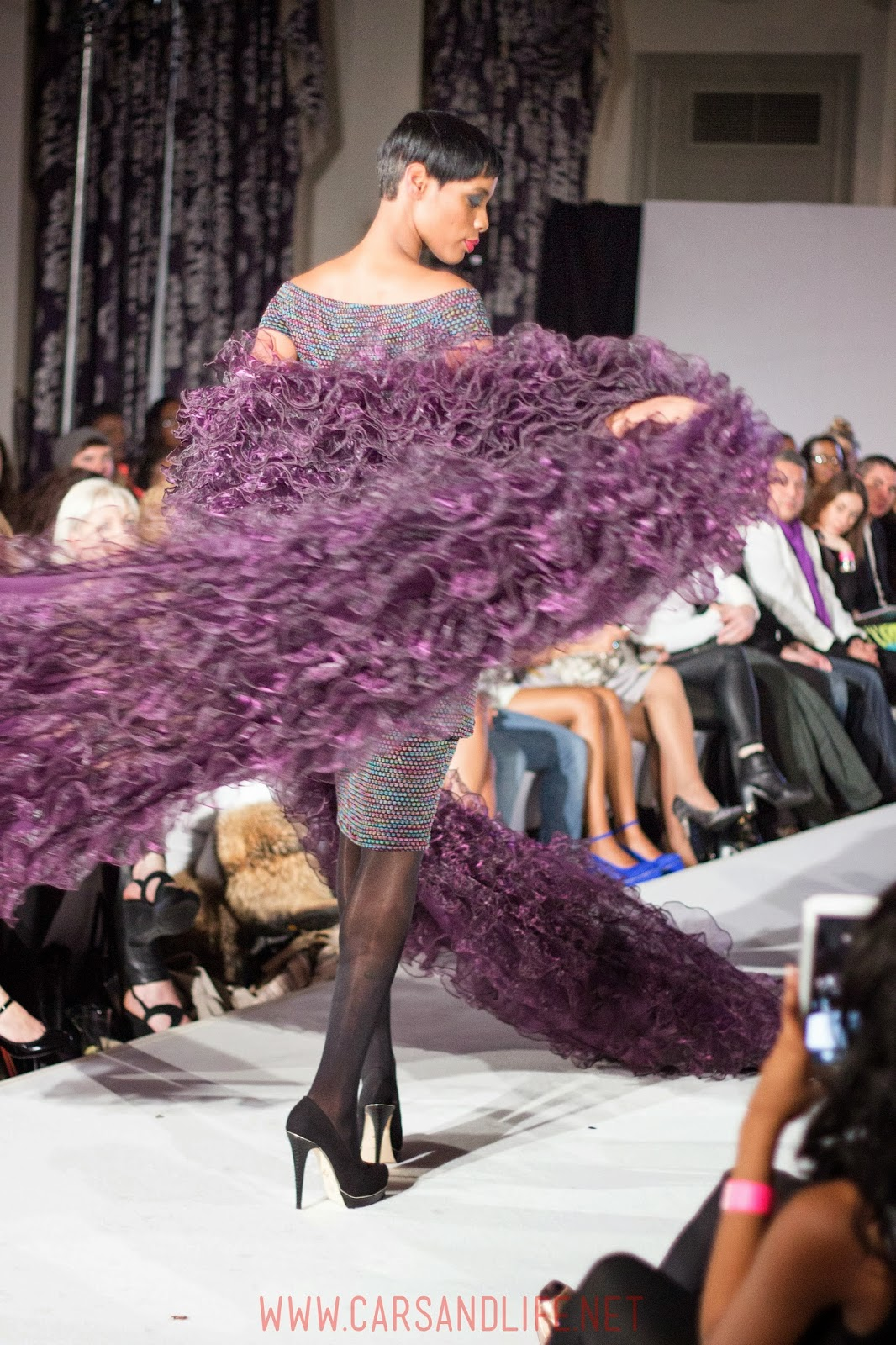 London Fashion Week 2014 | Fashions Finest Show Part II