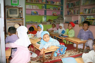 Rumah Baca Asma Nadia