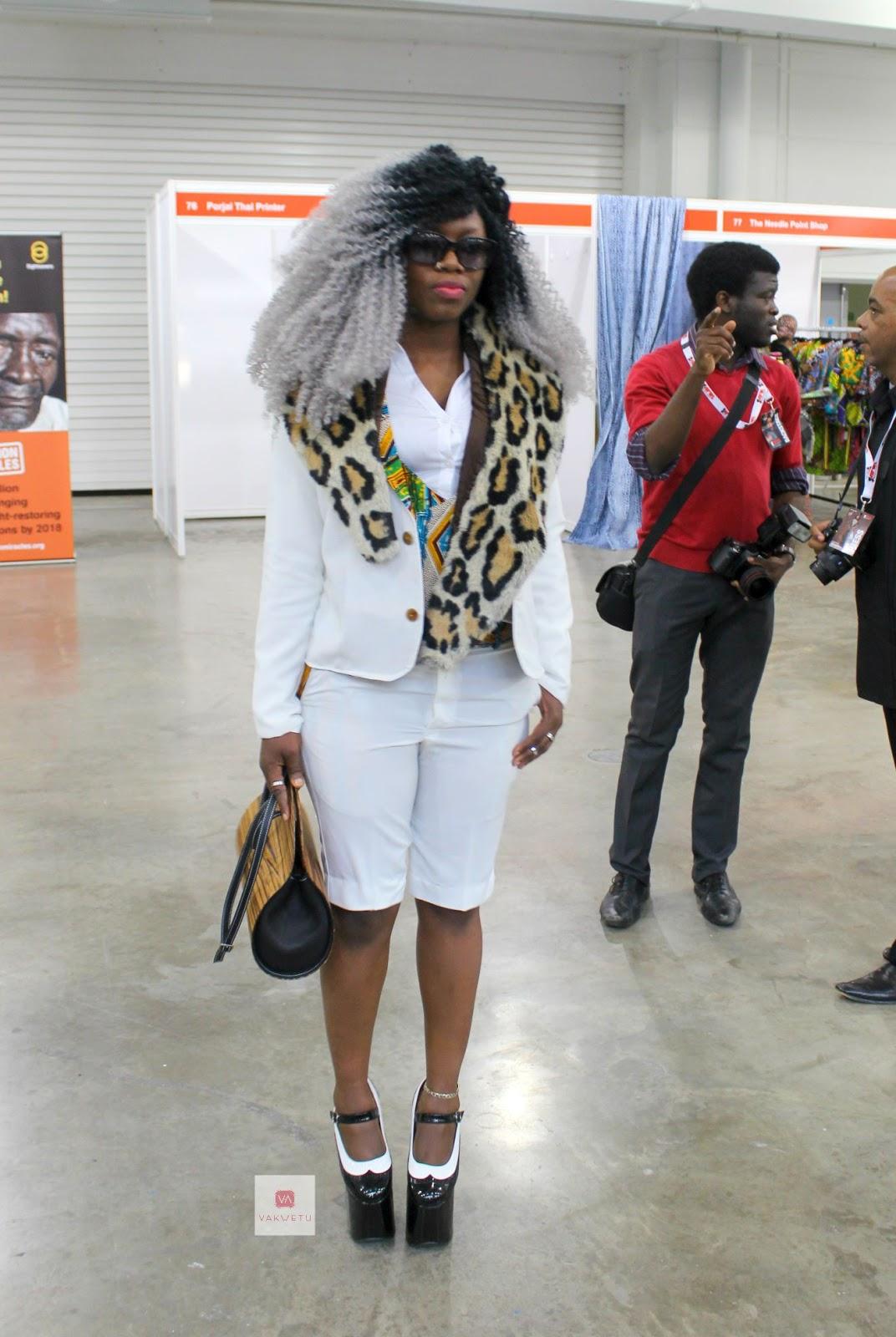 Vakwetu Style African Street Style Looks At Africa Fashion Week London 2015