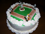 Baseball Cake