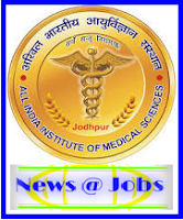 aiims+jodhpur+recruitment