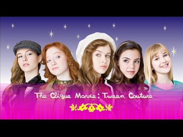 The Clique Movie movie scenes Clique Movie