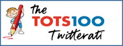 I'm a Tots100 top 20 UK blogger on twitter