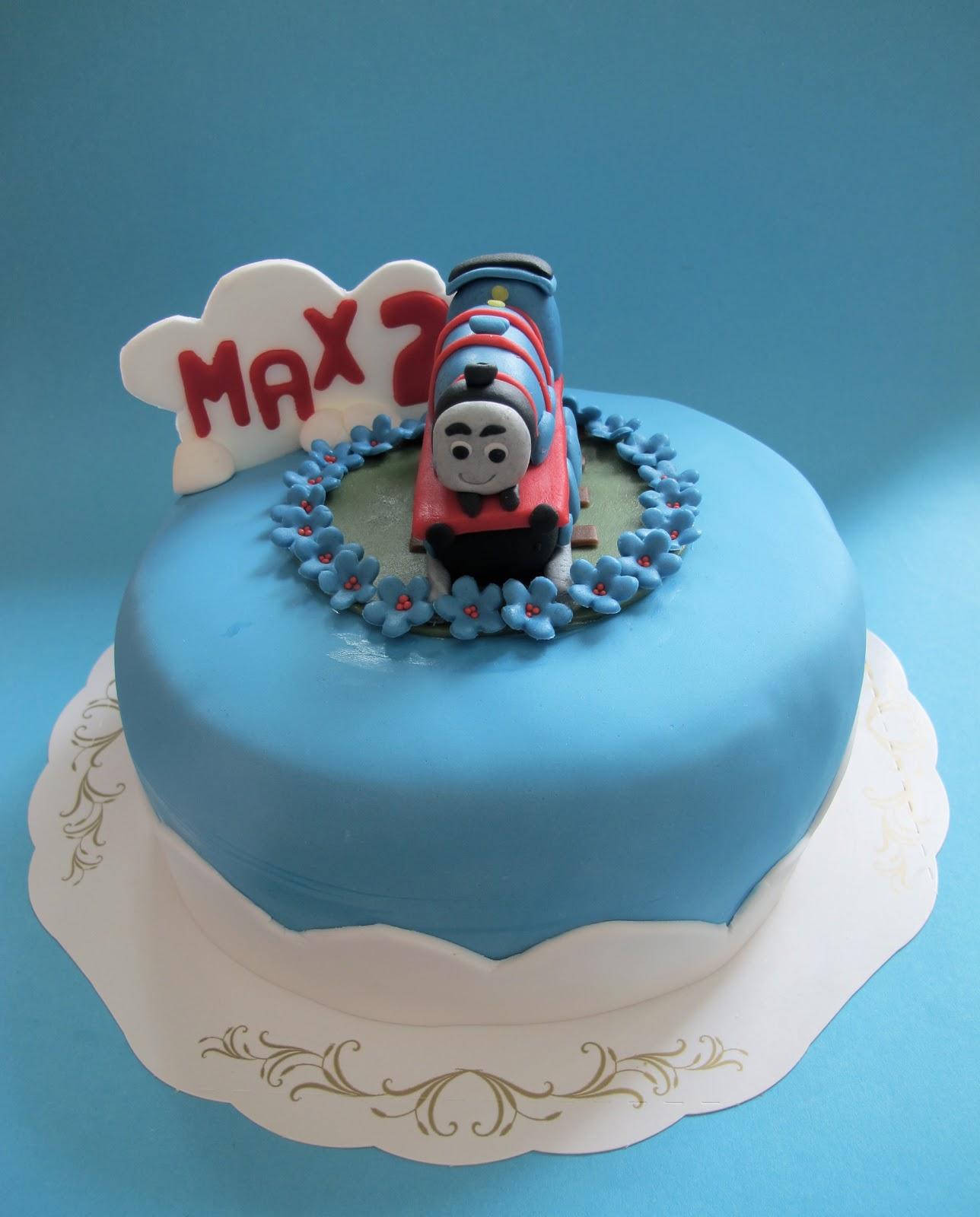 baka tårta med motiv