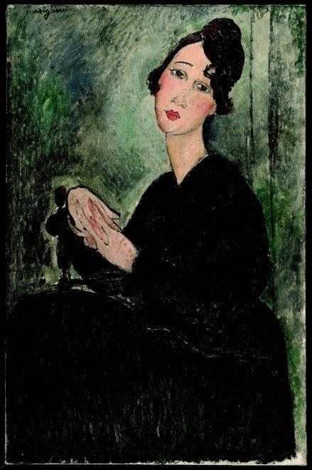 Lella costa mia sorella i volti del 900 - Magritte uomo allo specchio ...