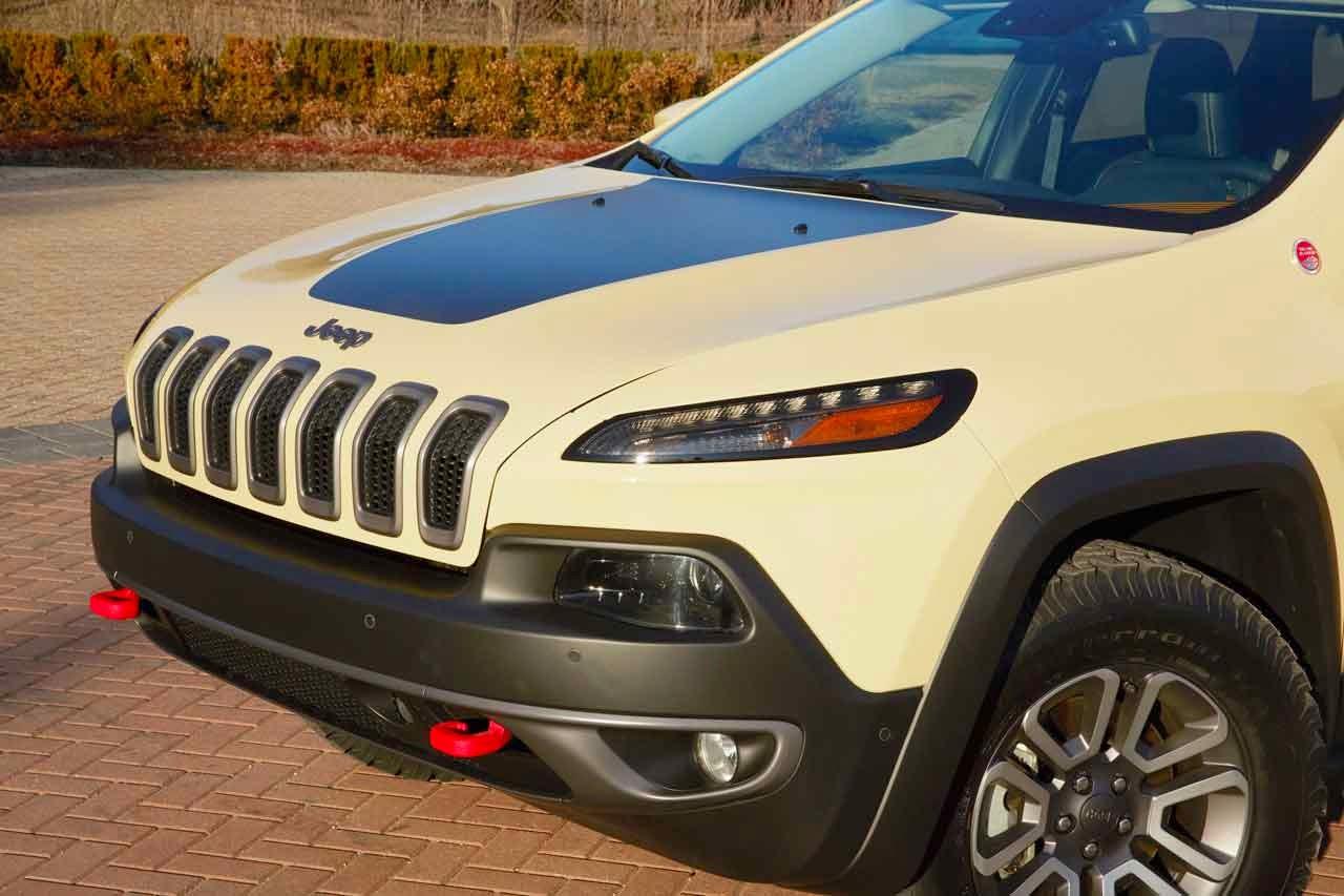 2014 Jeep Cherokee Adventurer Concept Review