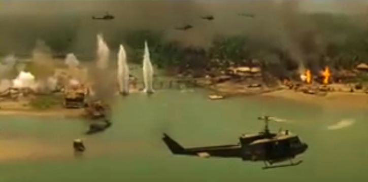 reality of the vietnam war depicted in apocalypse now film by francis ford coppola Ideal of civilization and the reality of  apocalypse now is the 1979 epic vietnam war film based on the  in francis ford coppola's apocalypse now,.