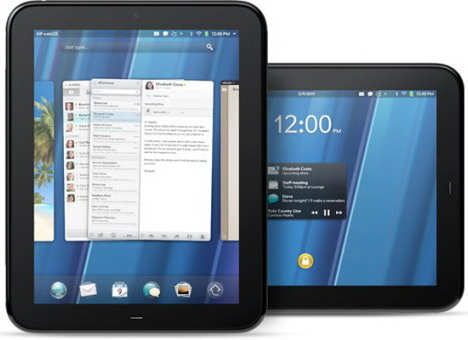 hp touchpad pictures. The presence of HP TouchPad on