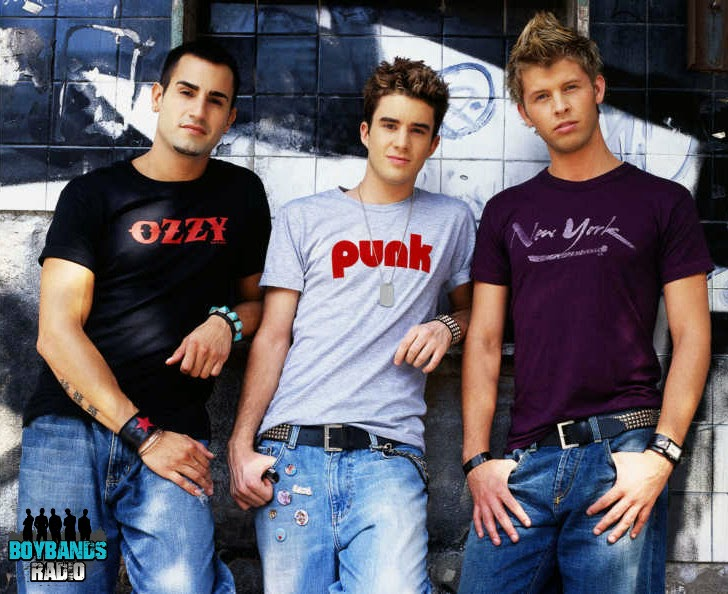 IOIO, You Win Again and You're My Angel are some of the hits by NYC boyband B3.