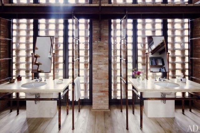 muebles de baño simetricos