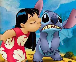 Um beijo...