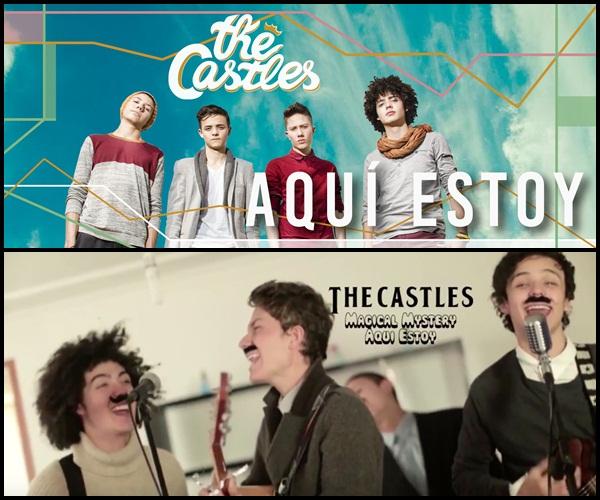 The-Castles-presenta-video-oficial-Aquí-estoy