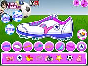 chơi game Thiết kế giày đá banh