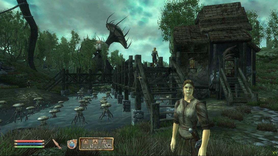 The elder scrolls iv oblivion shivering isles free download