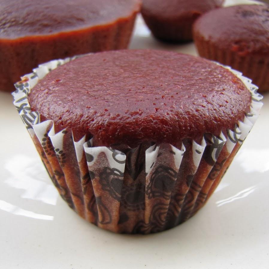 Eggless Beetroot Red Velvet Cake