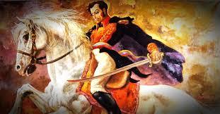 Honor y gloria a nuestro Libertador Simón Bolívar (1783/1830)